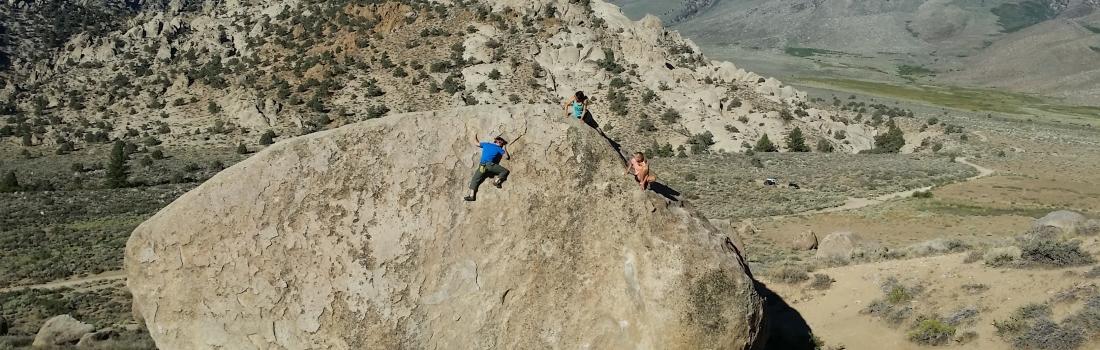 Rock Climbing Outing