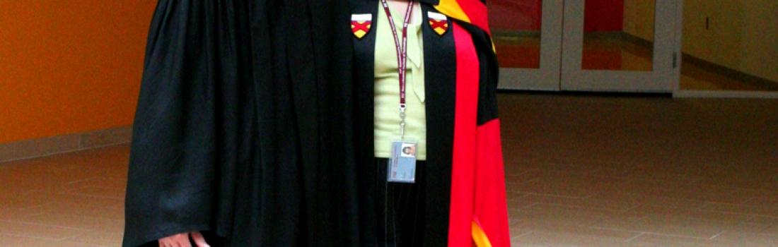 Walter Graduation