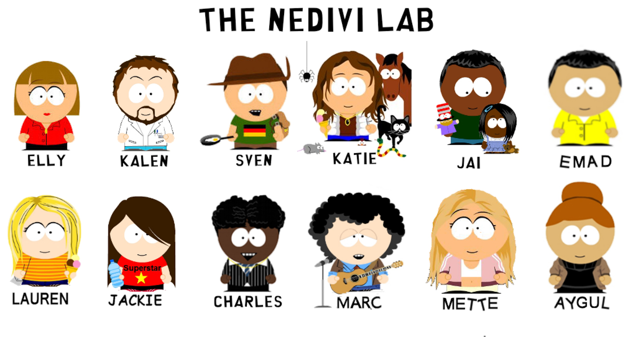 South Park Graphics